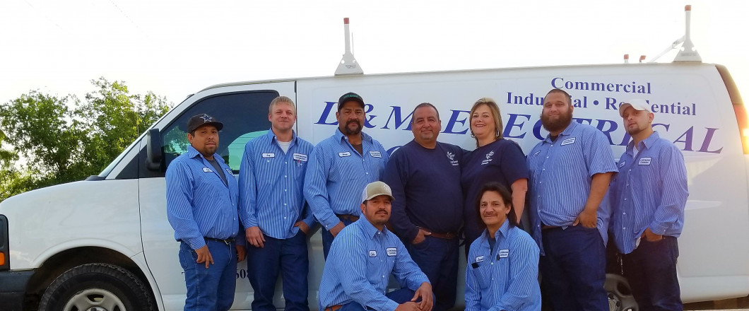 Electrician Serving San Angelo, TX and the Surrounding Areas